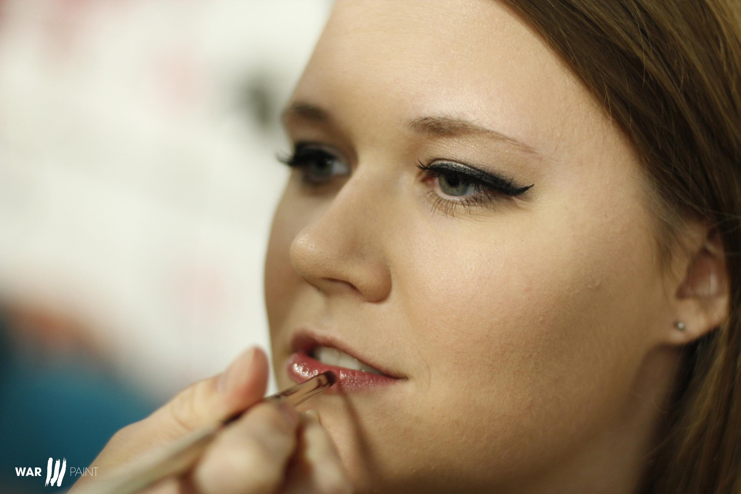 Celebrity Makeup - Stephanie Thorup
