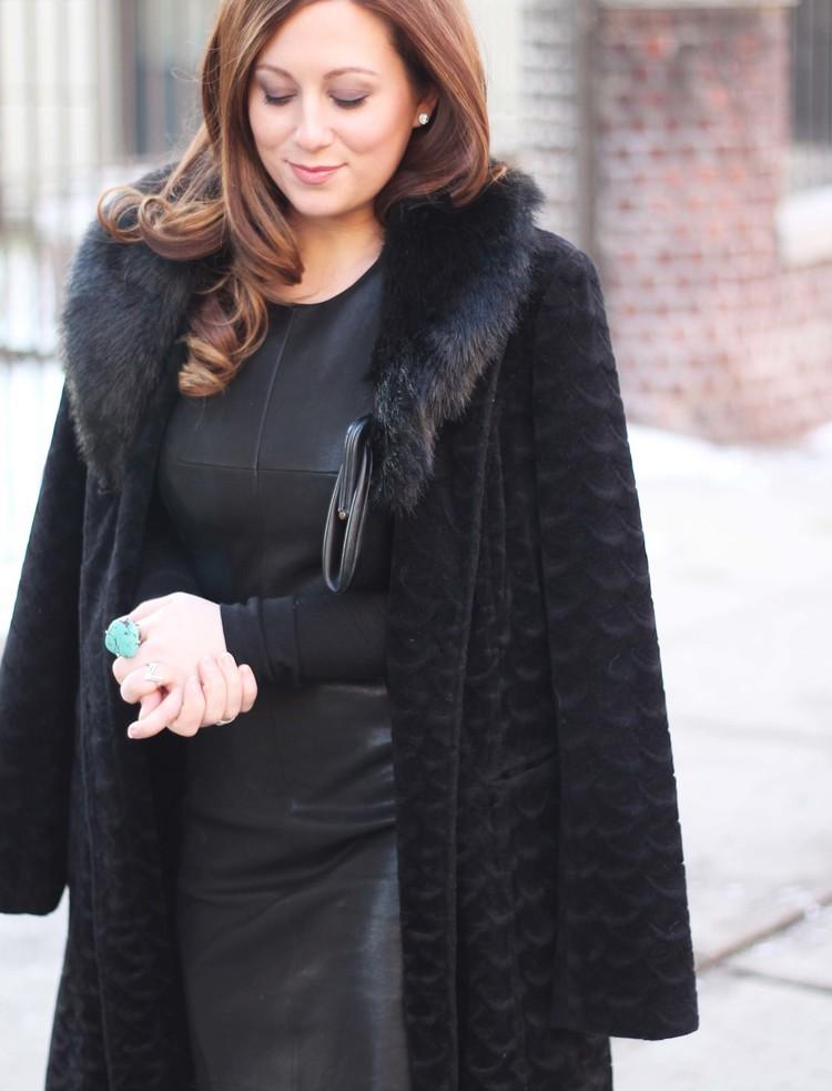 Camee Shae. New York City Fashion Blogger.
