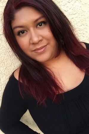 Ana Alvarado. WarPaint International Makeup Artist