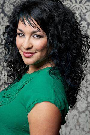 Wendy Zarate Frank. WarPaint International Hair & Makeup Artisan.