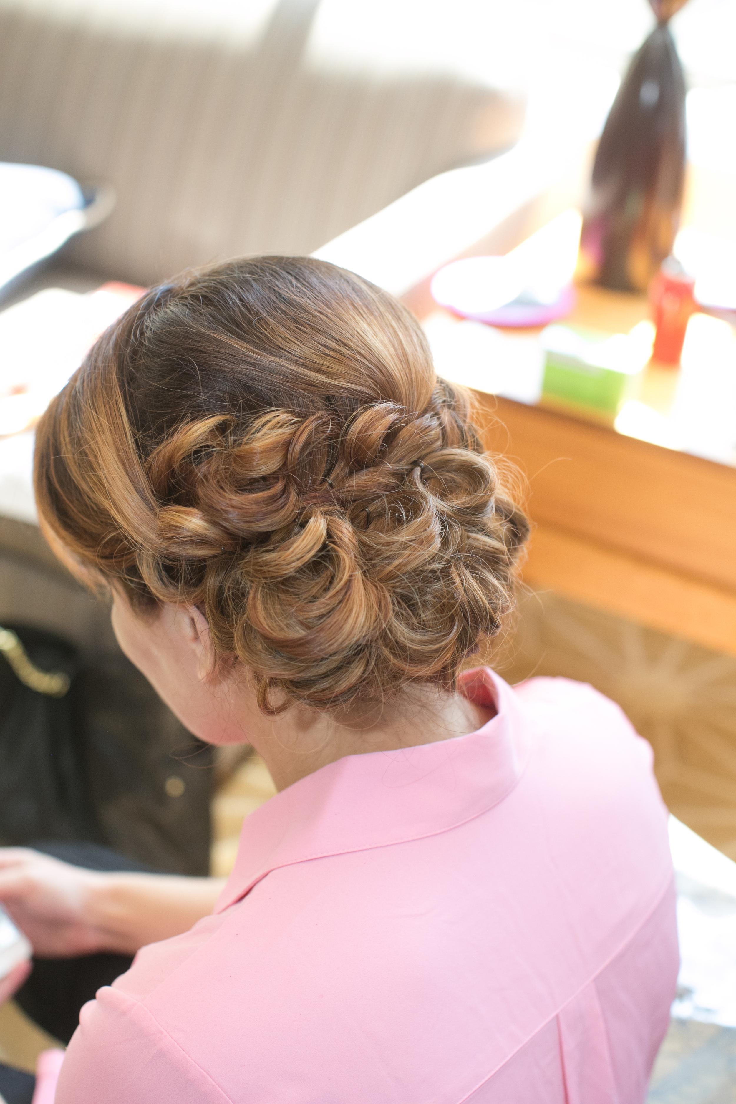 Bridal Hair in Minneapolis
