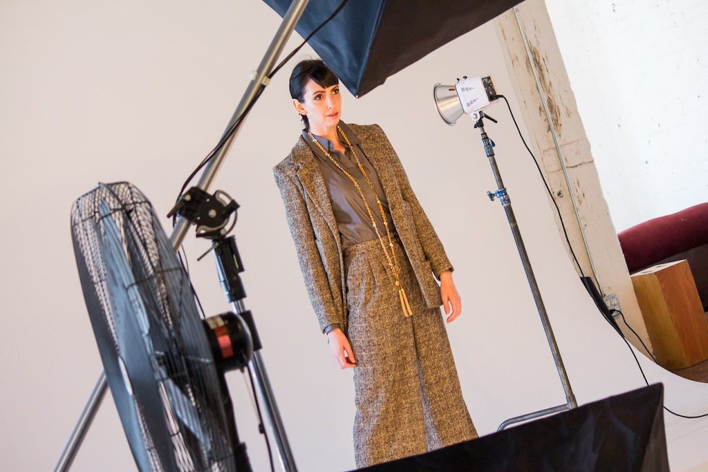 Behind The Scenes: Fall Trend Shoot 2015