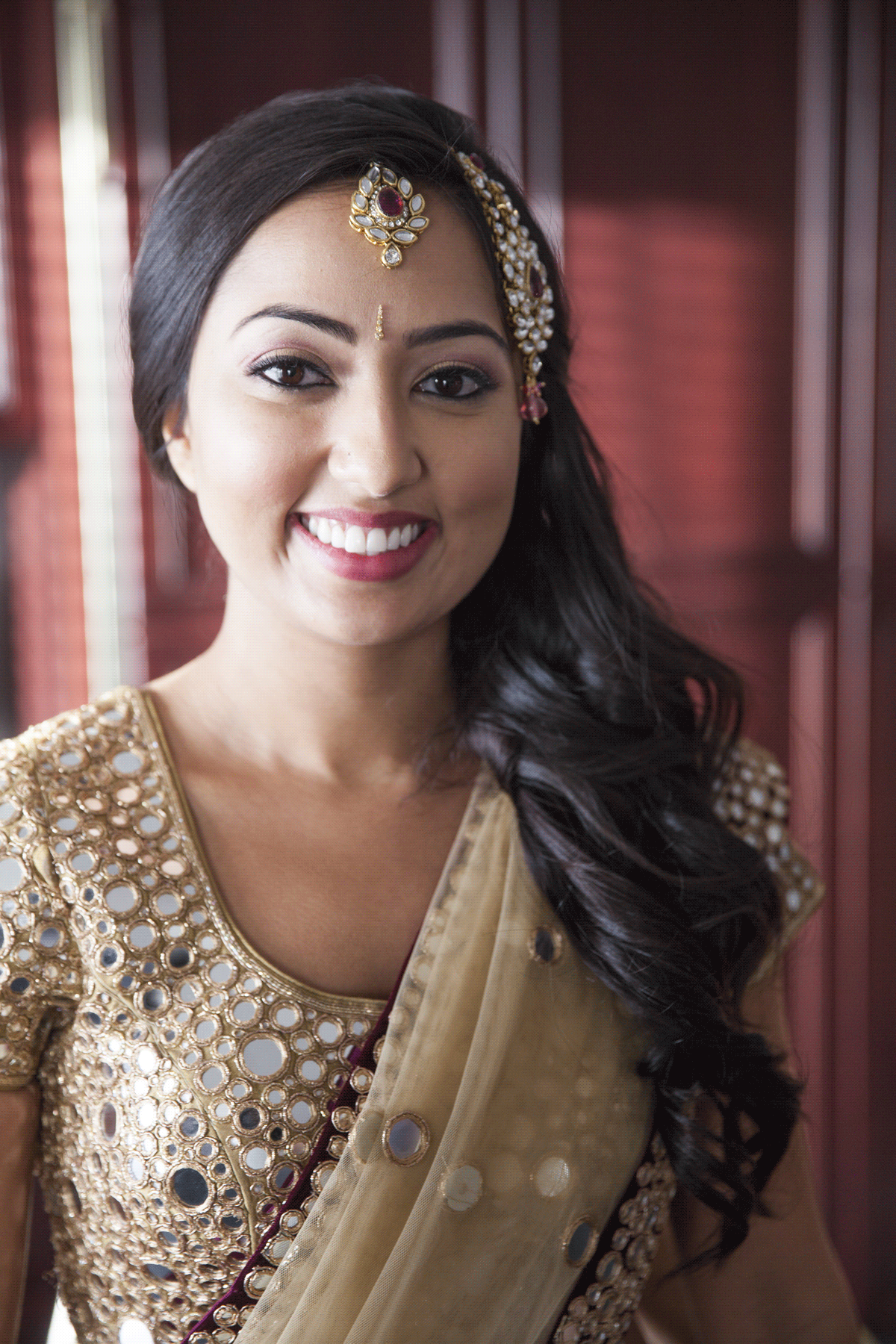 Indian Wedding Makeup and Hair in Minneapolis