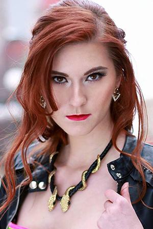 Jennifer Marko. Bridal Beauty Consultant for WarPaint International Beauty Agency.
