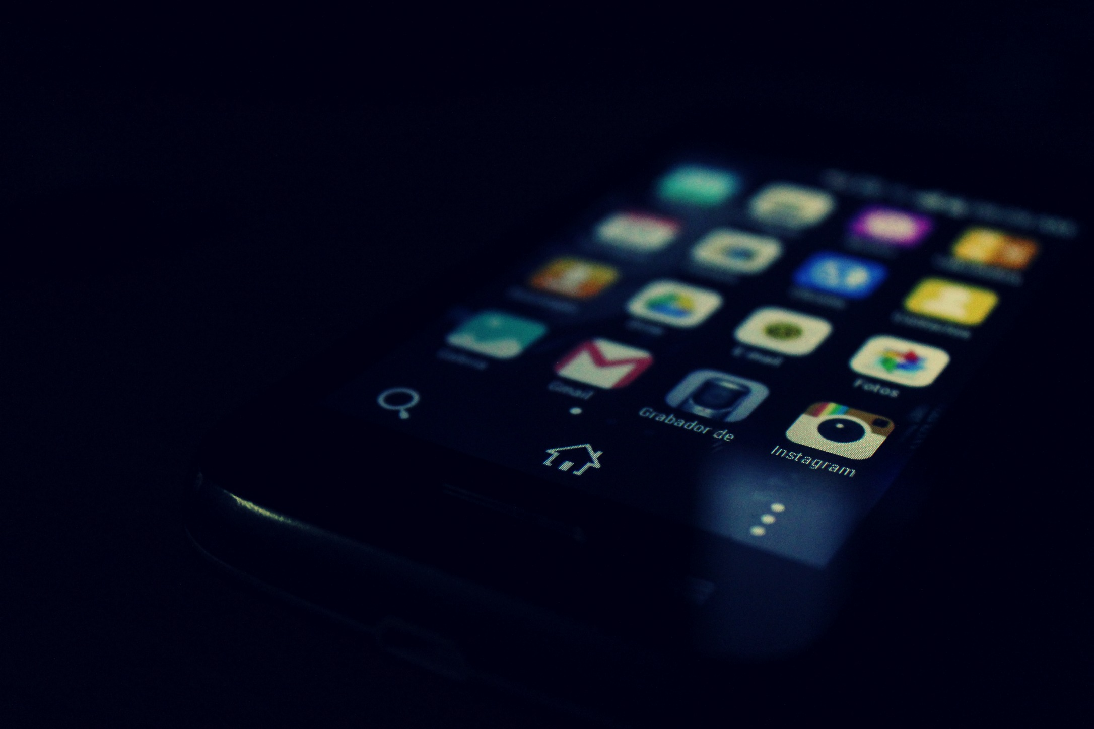 Technology can destroy our sleep patterns. Keep your phone and digital devices away from your bed or in another room.