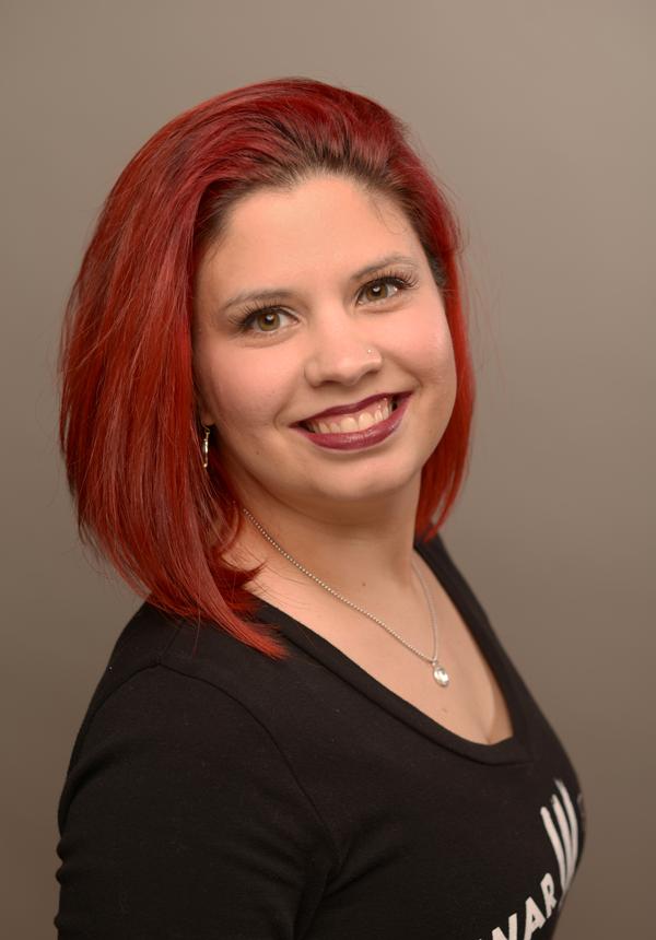 Kristina Johnson. WarPaint International Hair & Makeup Artist