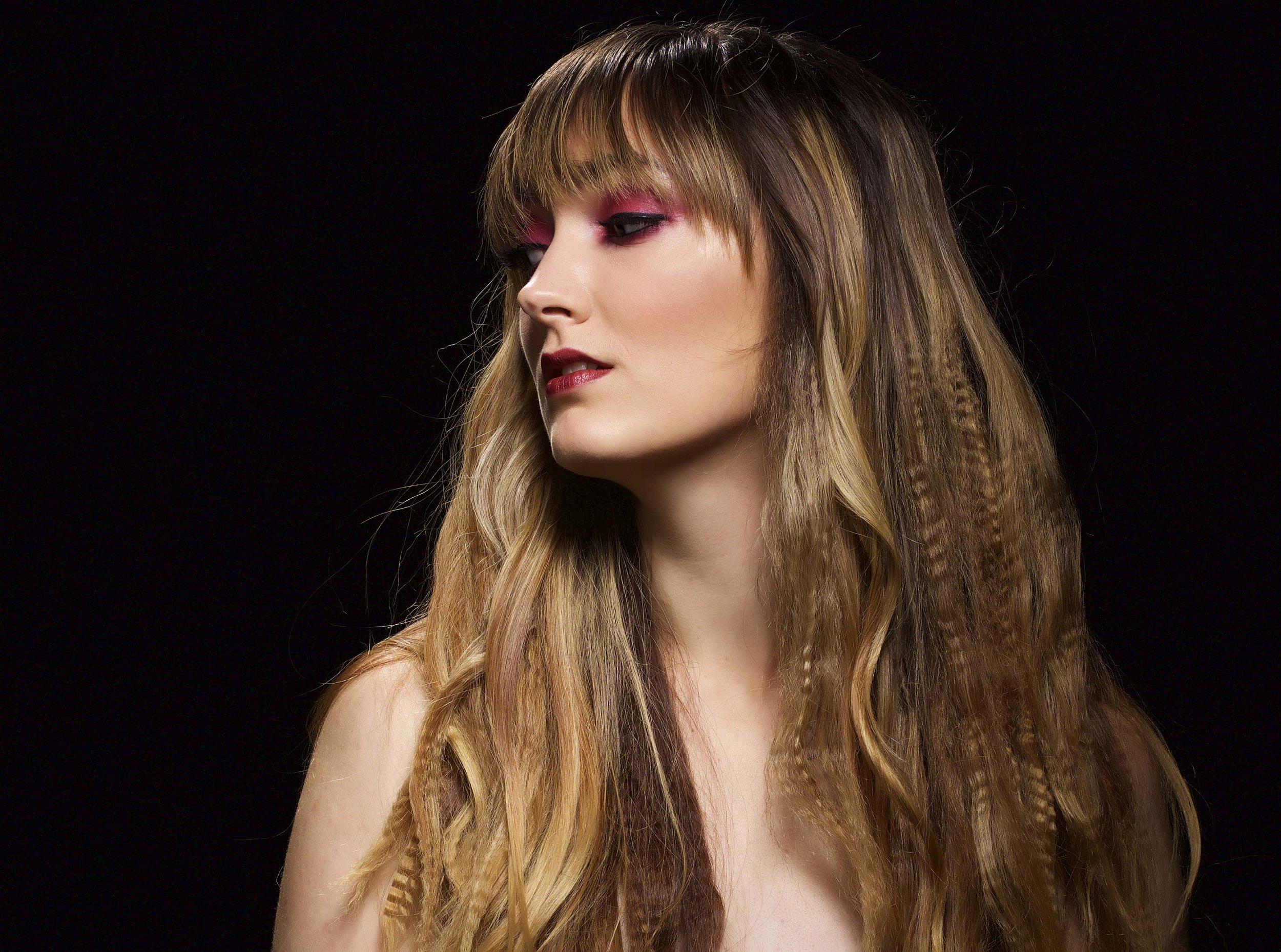 Holiday Hair & Makeup