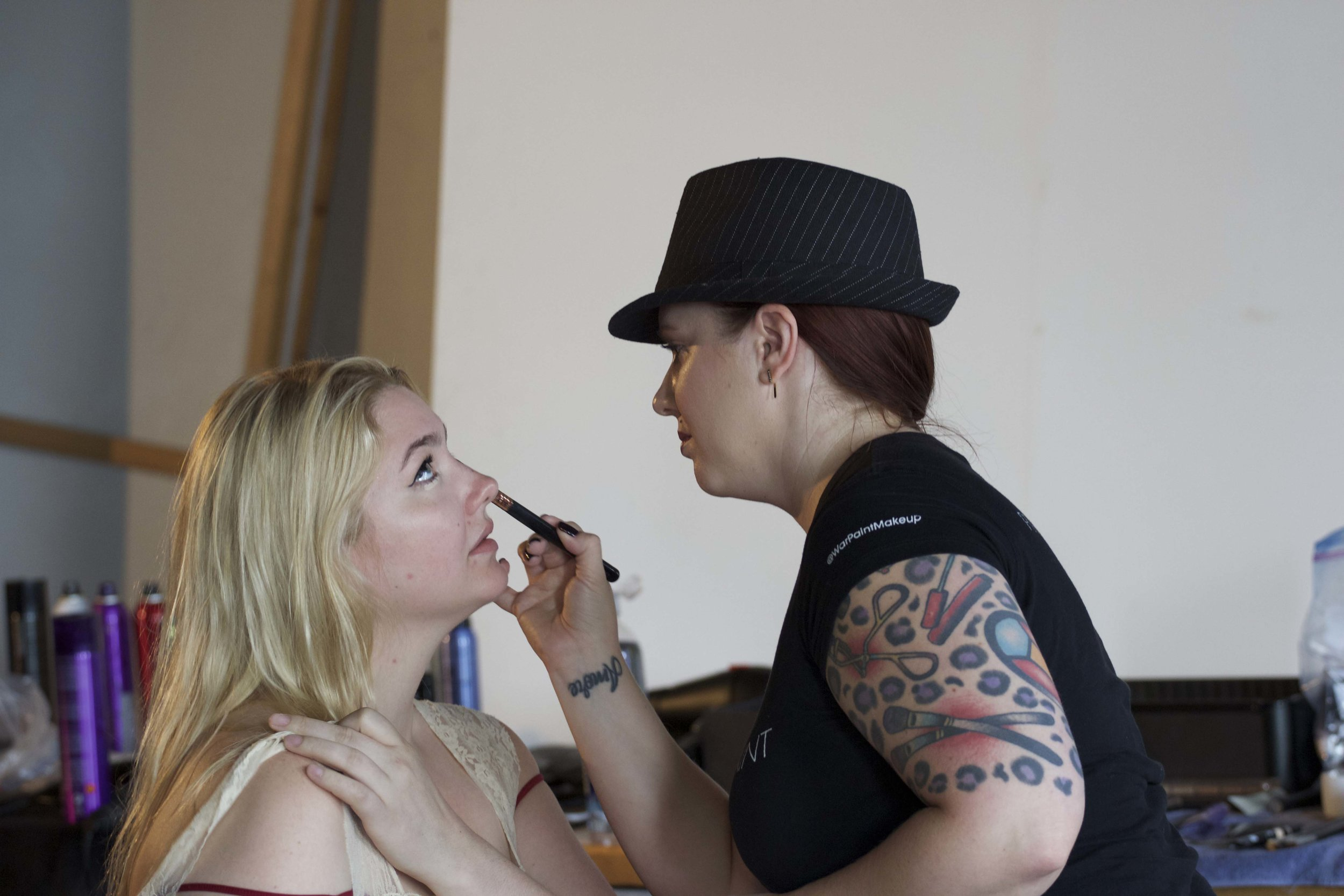 Holiday Makeup looks with Jessica Mae of WarPaint International