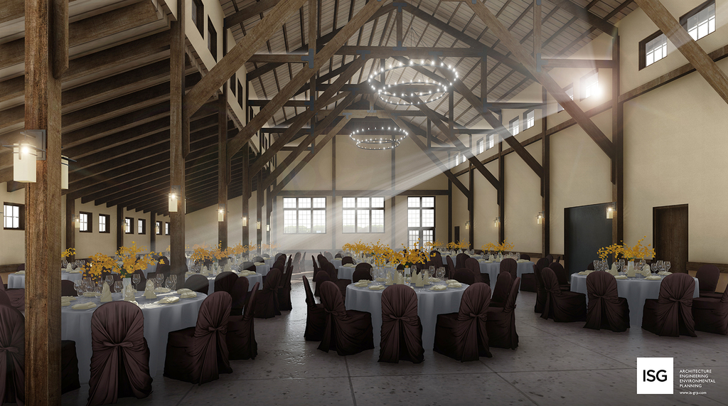 Chankaska Creek Winery Event Center - The Banquet Room