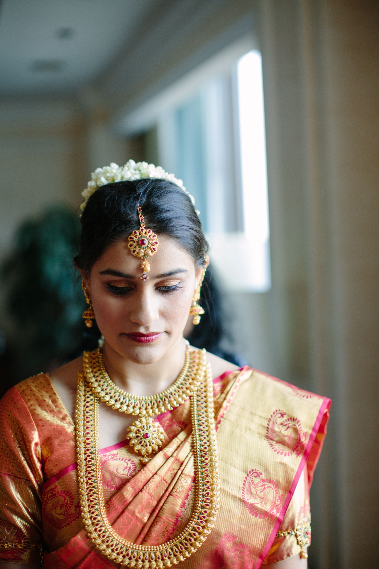 South East Asian Wedding Makeup and Hair