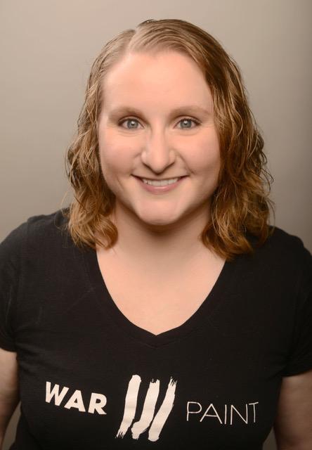 Amy Stenstrom - Bridal Consultant WarPaint International Beauty Agency