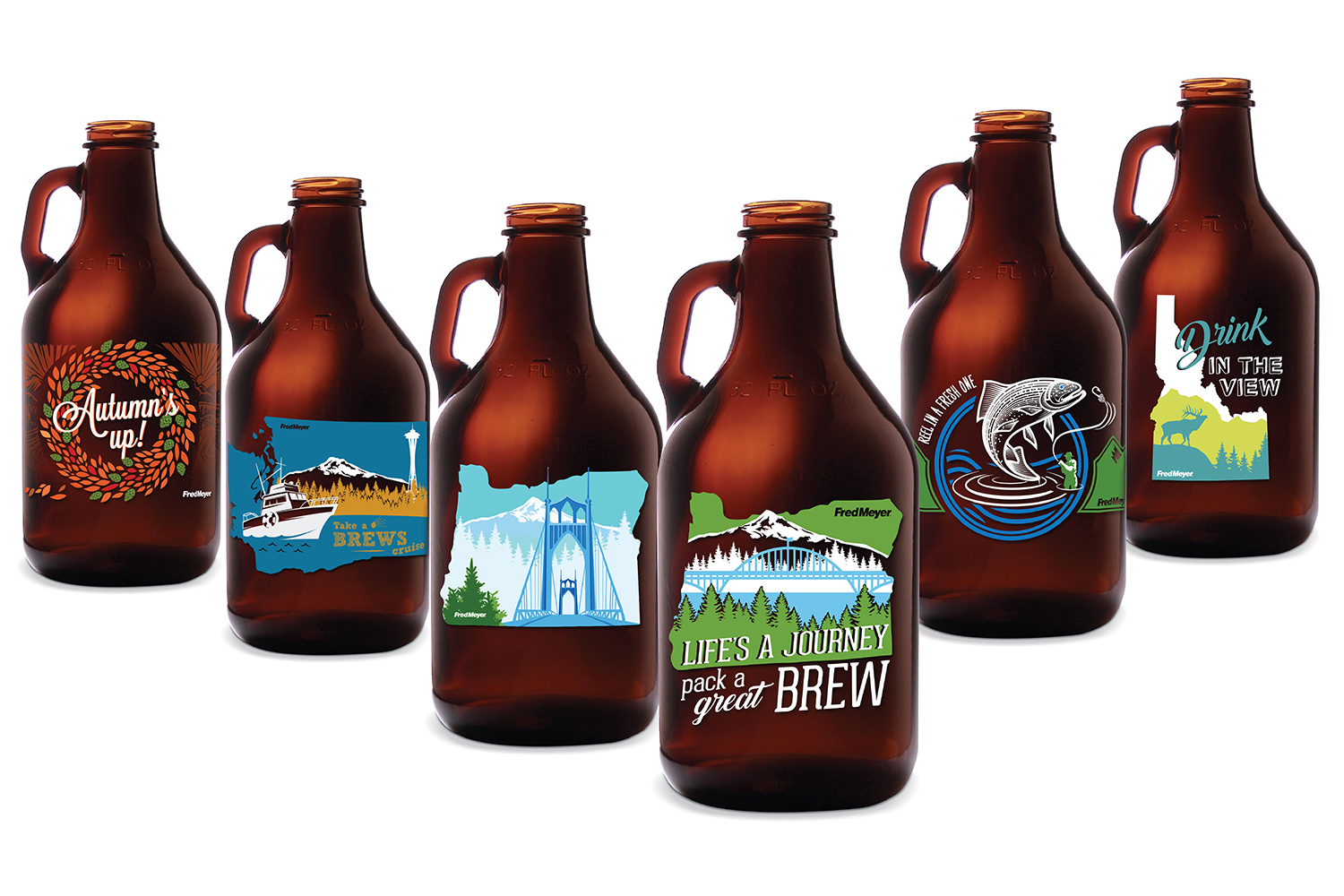 Fred Meyer Growler