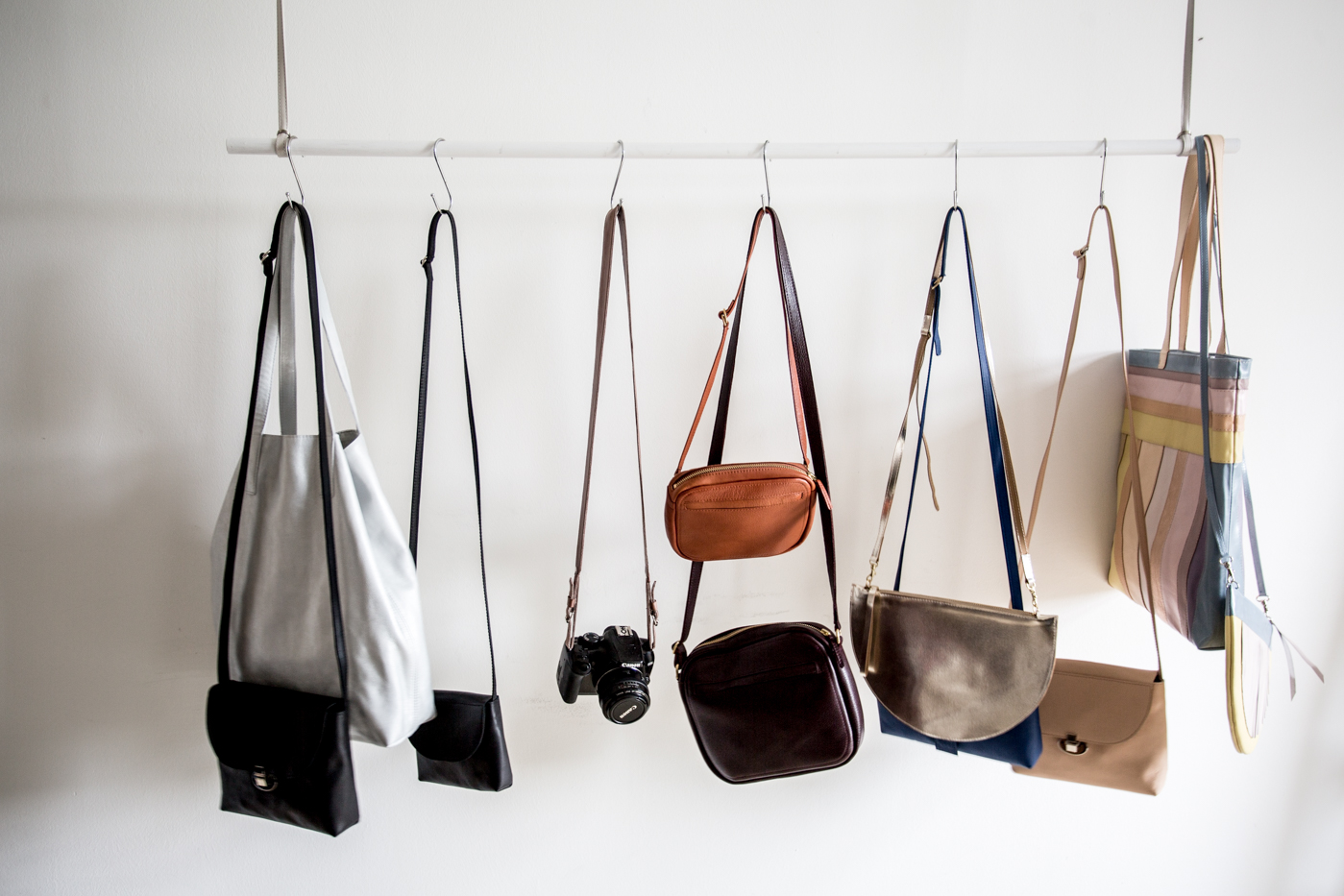 LEATHER BAGSTAGE - Blogpost