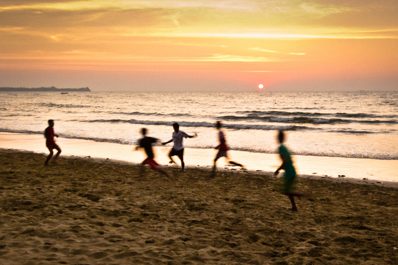 Chaungta Beach, Myanmar