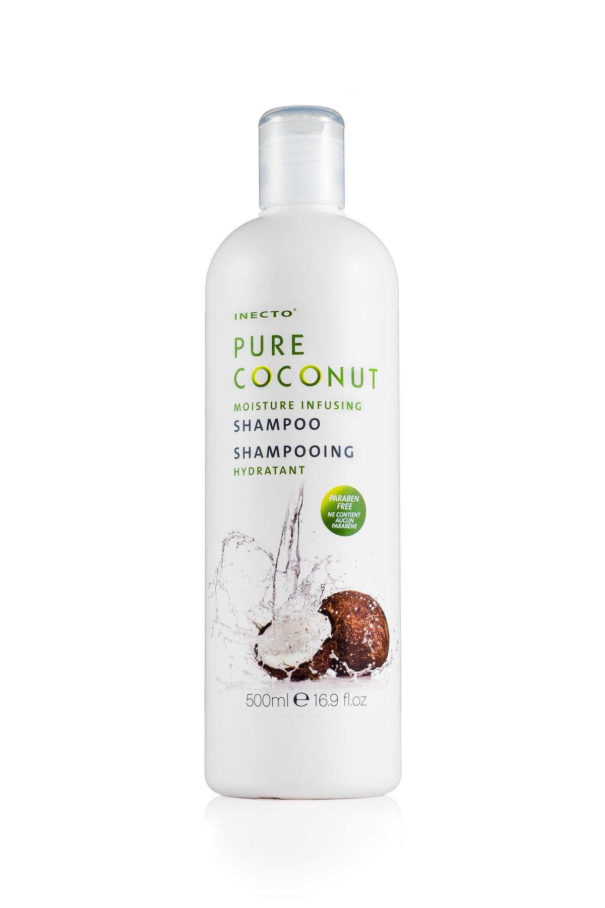 Pure Coconut shampoo