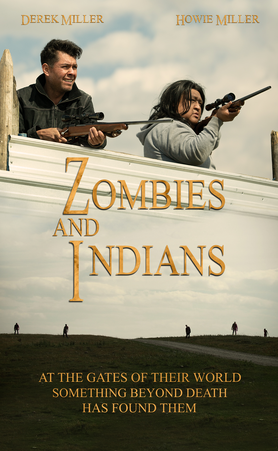 Zombies and Indians - In developmentCREATED by Keith Lawrence