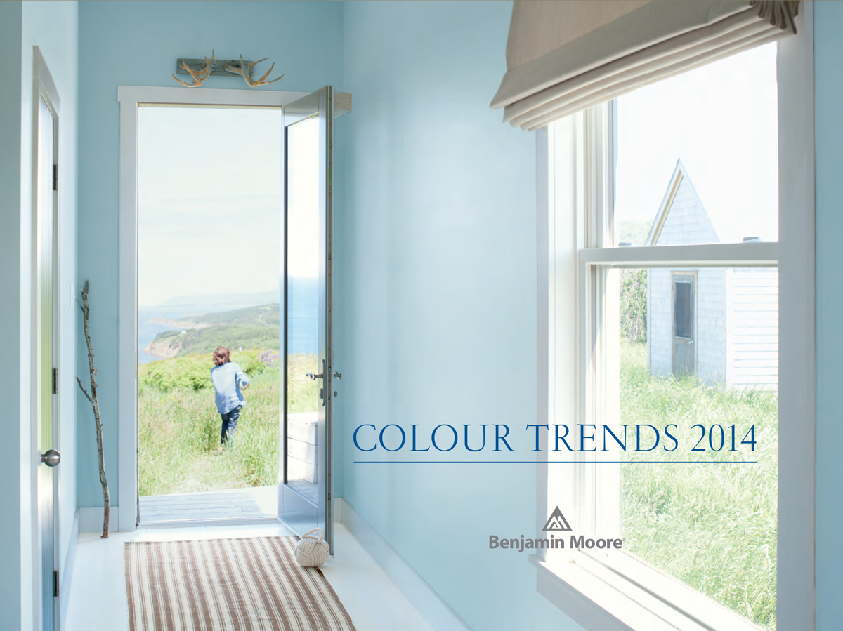 click to view the 2014 Colour Trends Catalogue