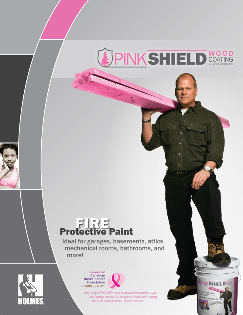 view the PINKSHIELD™ Brochure