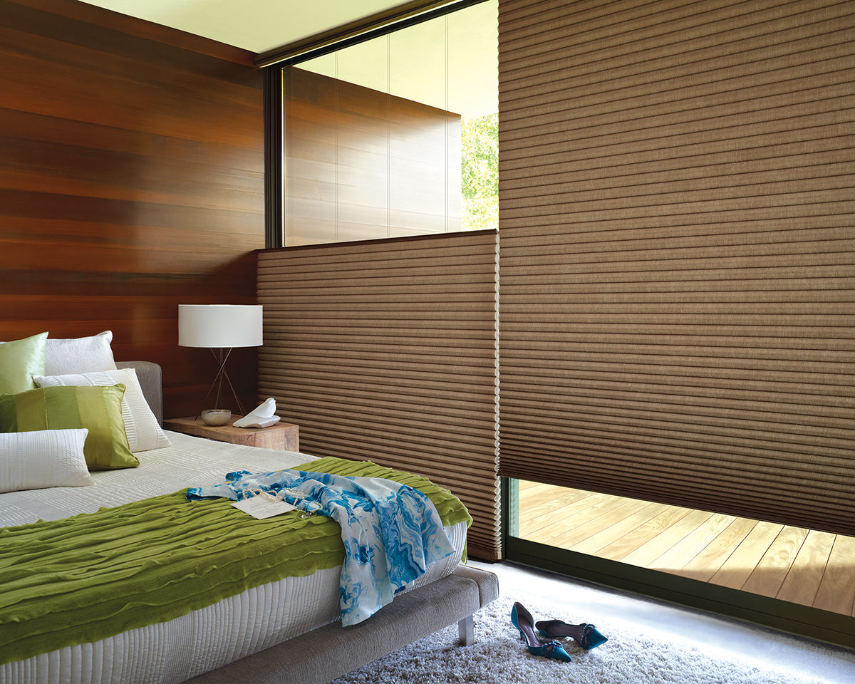 <p><strong></strong>Alustra Duette Architella Honeycomb Shades
