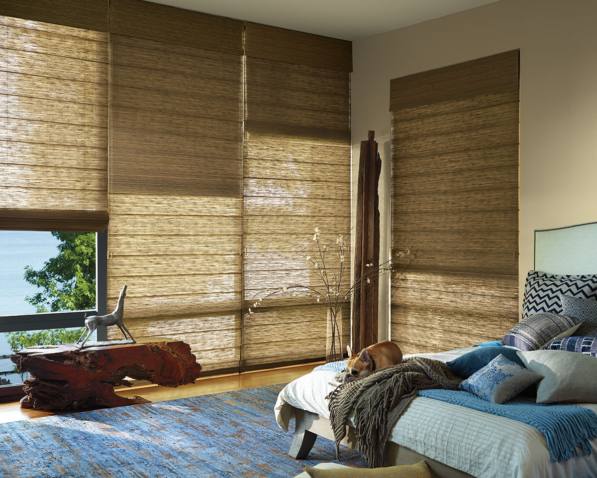 <p><strong></strong>Provenance Woven Wood Shades