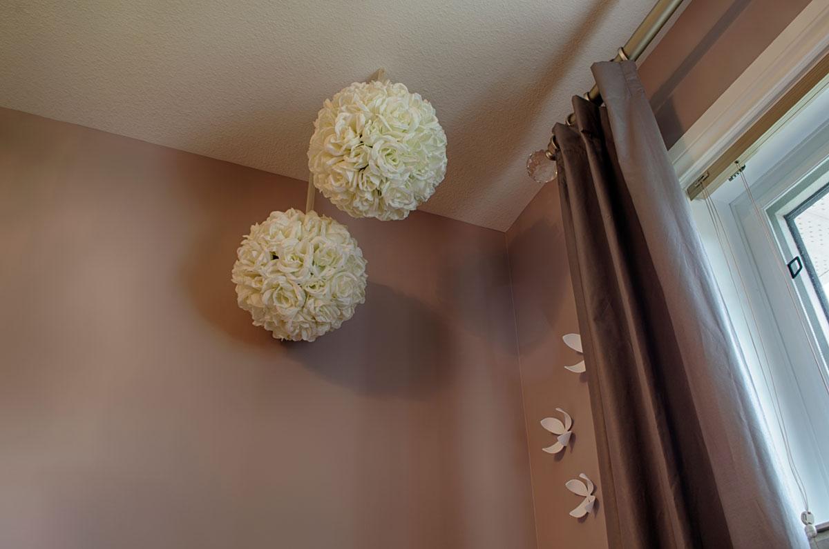 <p><strong></strong>Days Design Custom - Wall colour BM 2109-60 Portland Gray