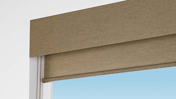 Complementary Fabric Valance