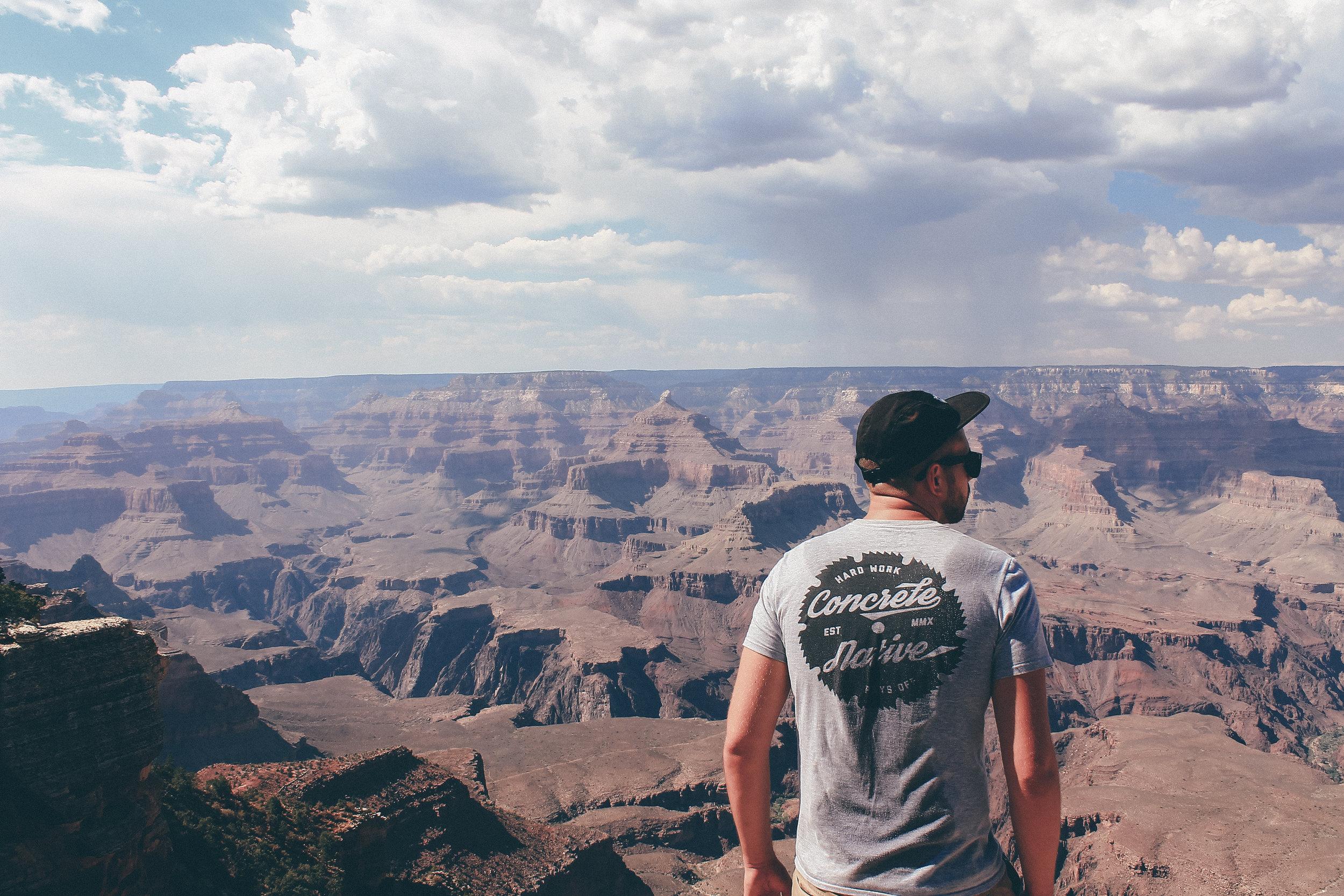 Grand Canyon - Photo by Logan Zuber