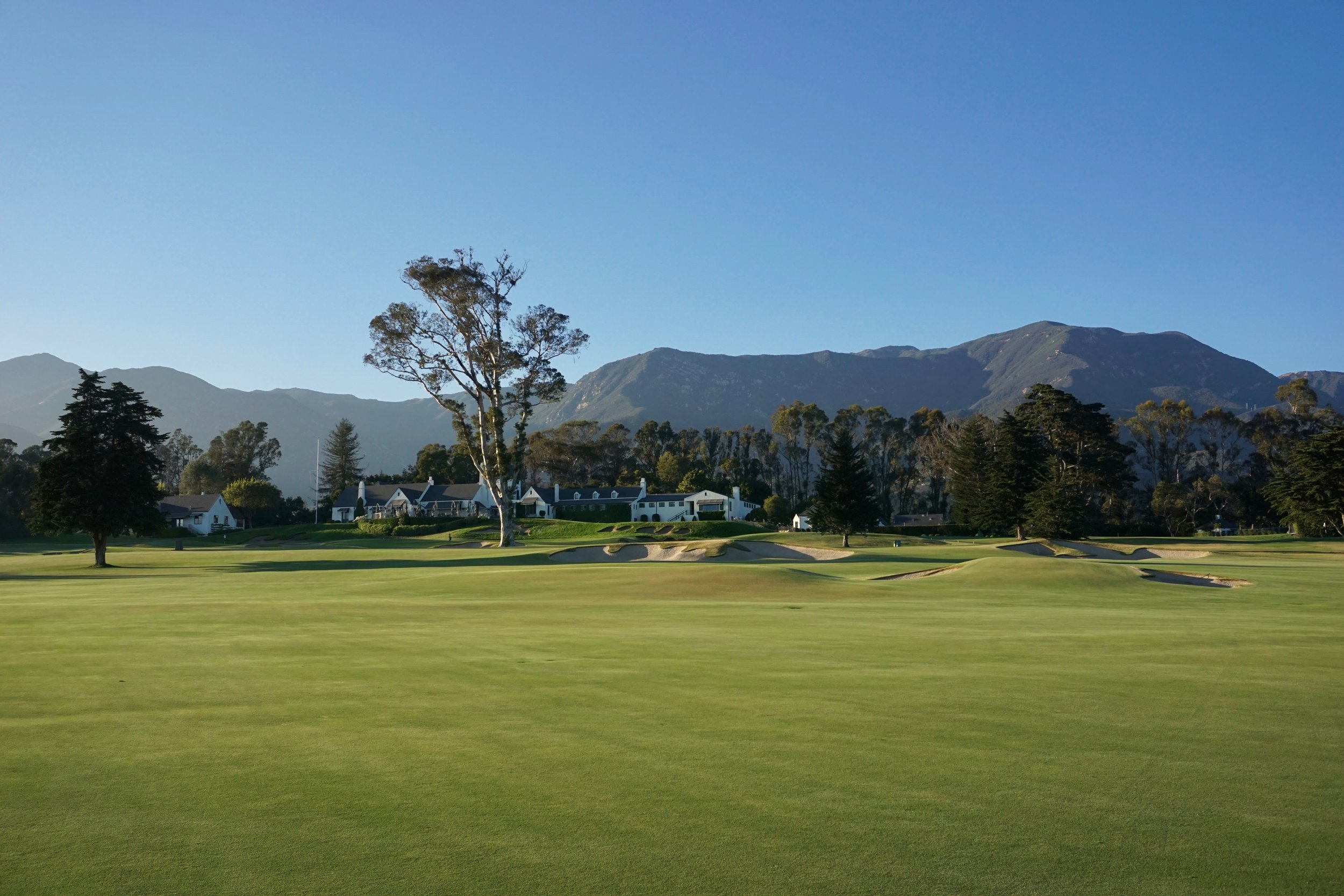 The turf at the Valley Club is pure, firm, and fast.  It is also environmentally friendly requiring much less water and nutrient input than comparable courses.