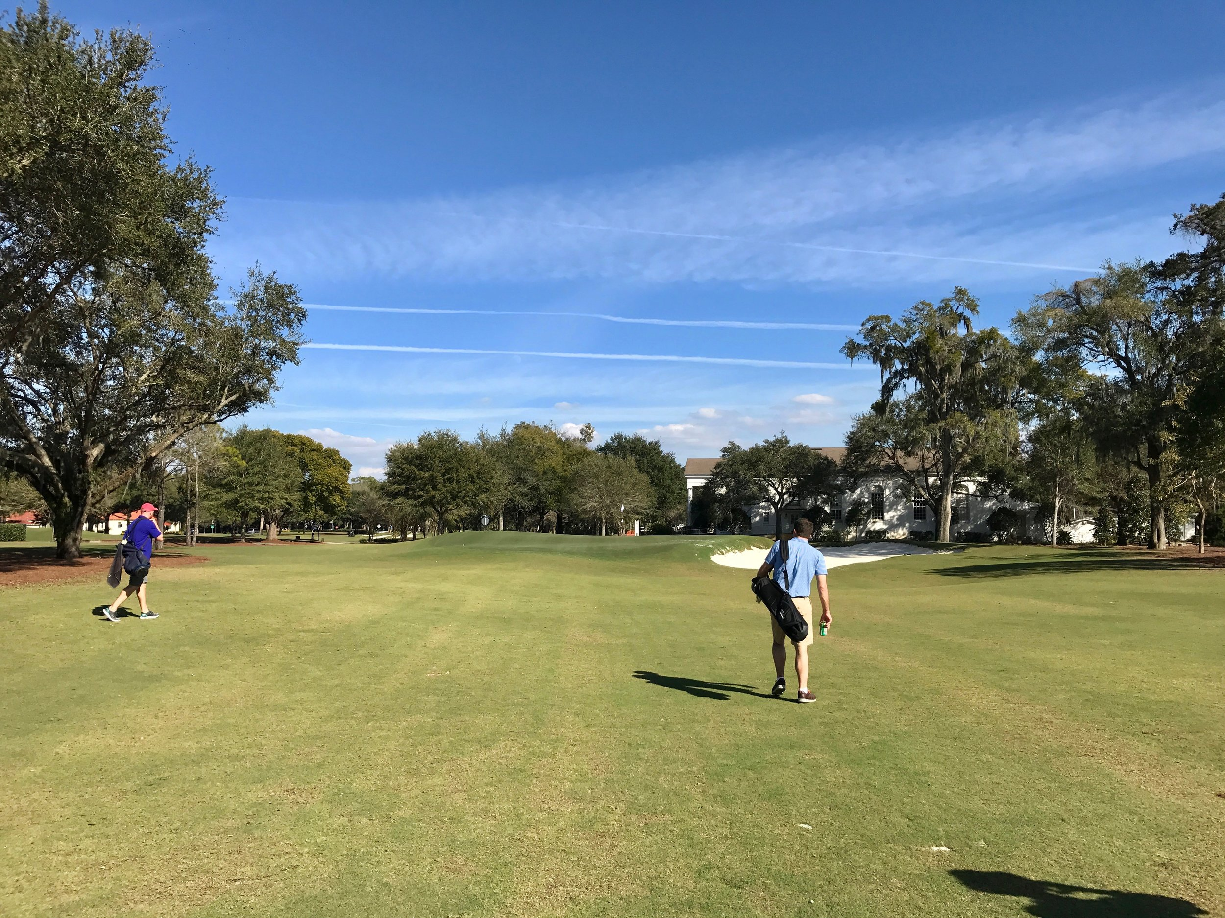 A muni with great conditions?!  Winter Park has it with wall-to-wall short bermudagrass and greens that roll smoothly at a proper speed.