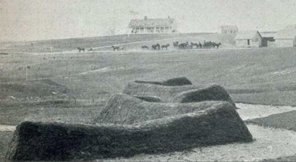 Shinnecock Hills Bastille Bunker