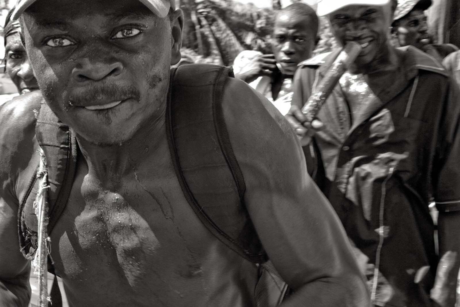 Ten Days in Haiti (2011)