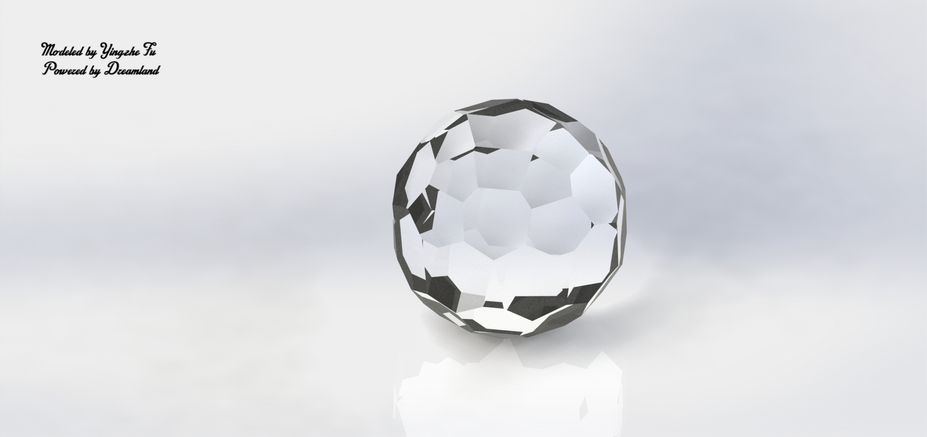 62-face Polyhedron
