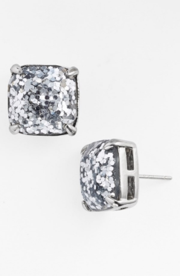 Kate Spade New York Boxed Glitter Stud Earrings $38