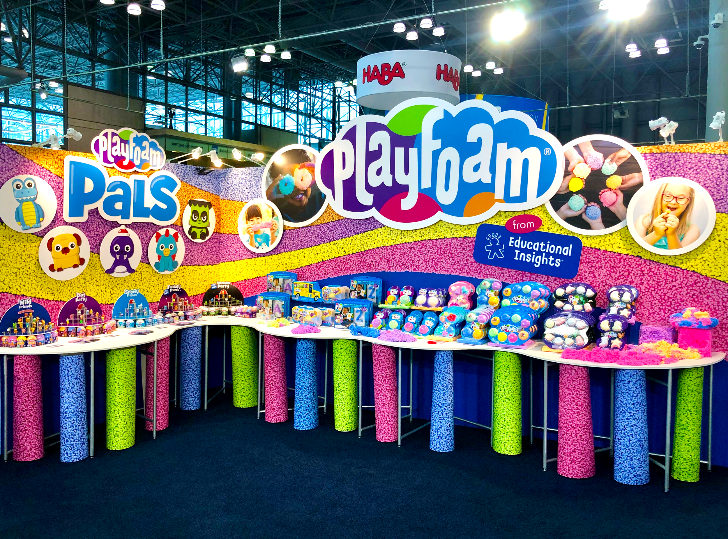 Playfoam Zone