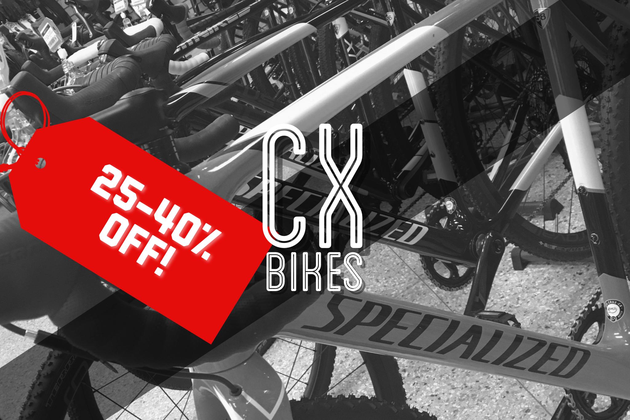 2019 Cyclocross Sale