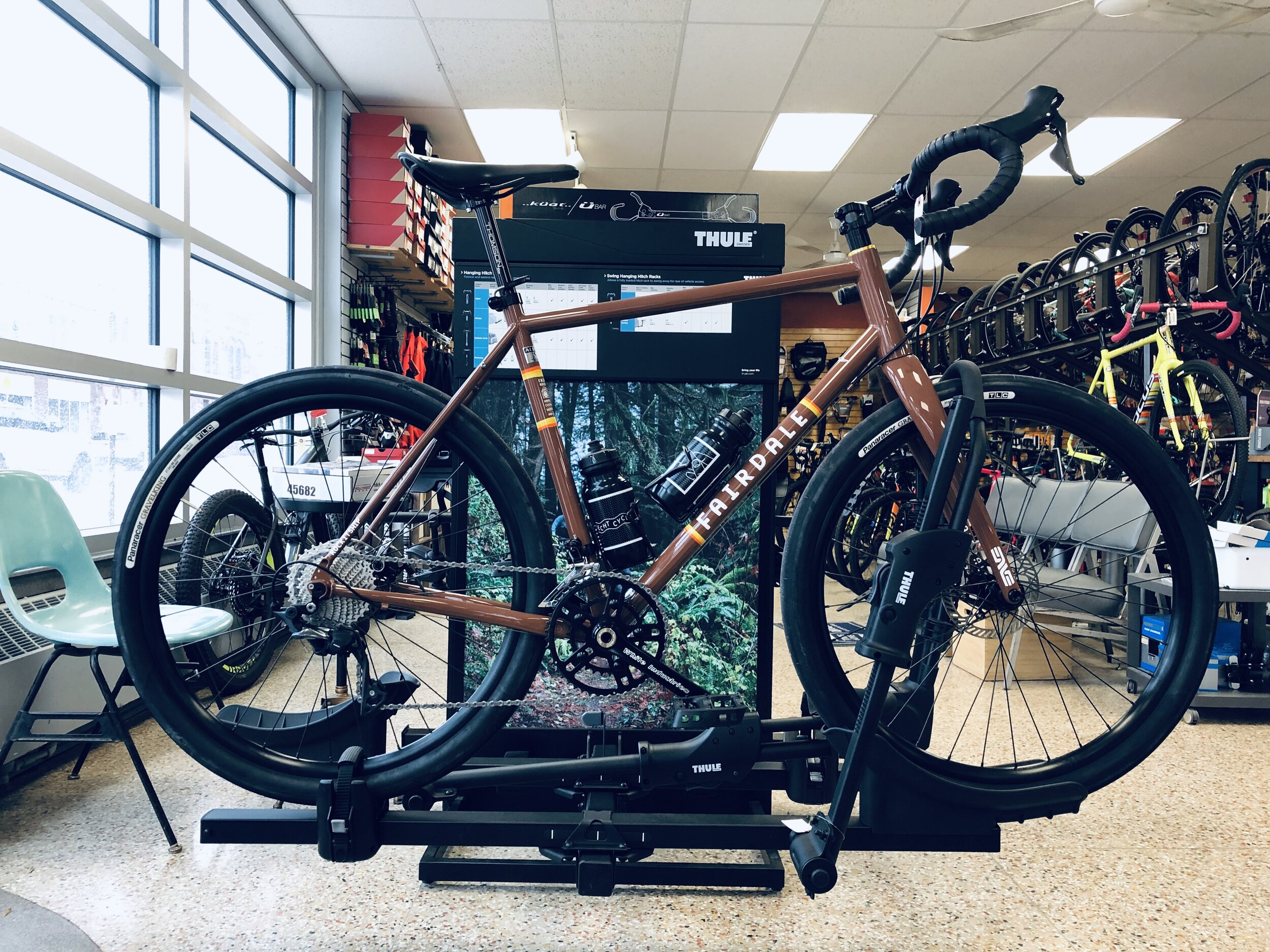 Custom Build // Milk Chocolate Rockitship All Road / Gravel – Click image above for the details!