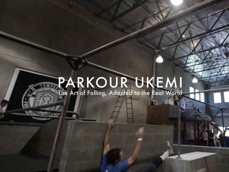 Parkour Ukemi
