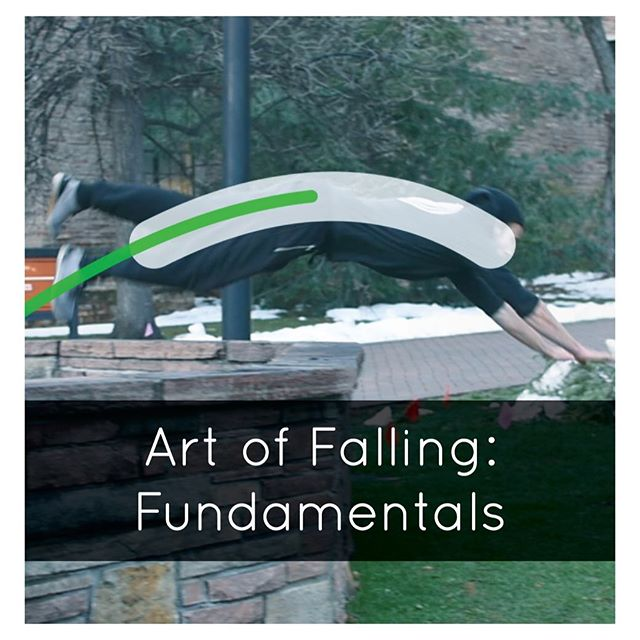 So pumped to announce that the last decade of my work and study on The Art of Falling will now be accessible through online courses and useable for climbers, trickers, skaters, dancers, parkour athletes, trail runners, coaches of all sports and disciplines, and so on :)