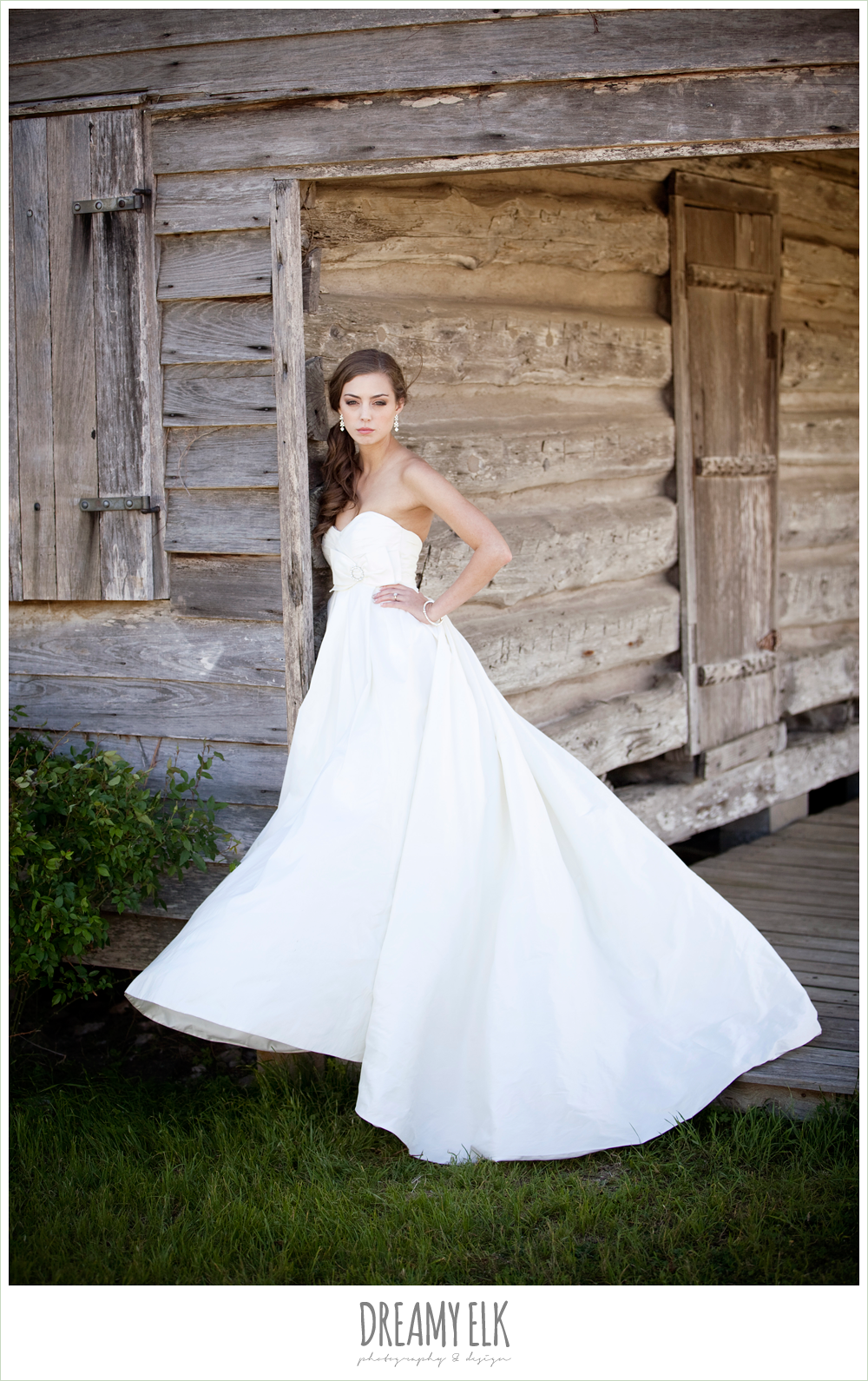 jessica, rustic bridals, college station, texas