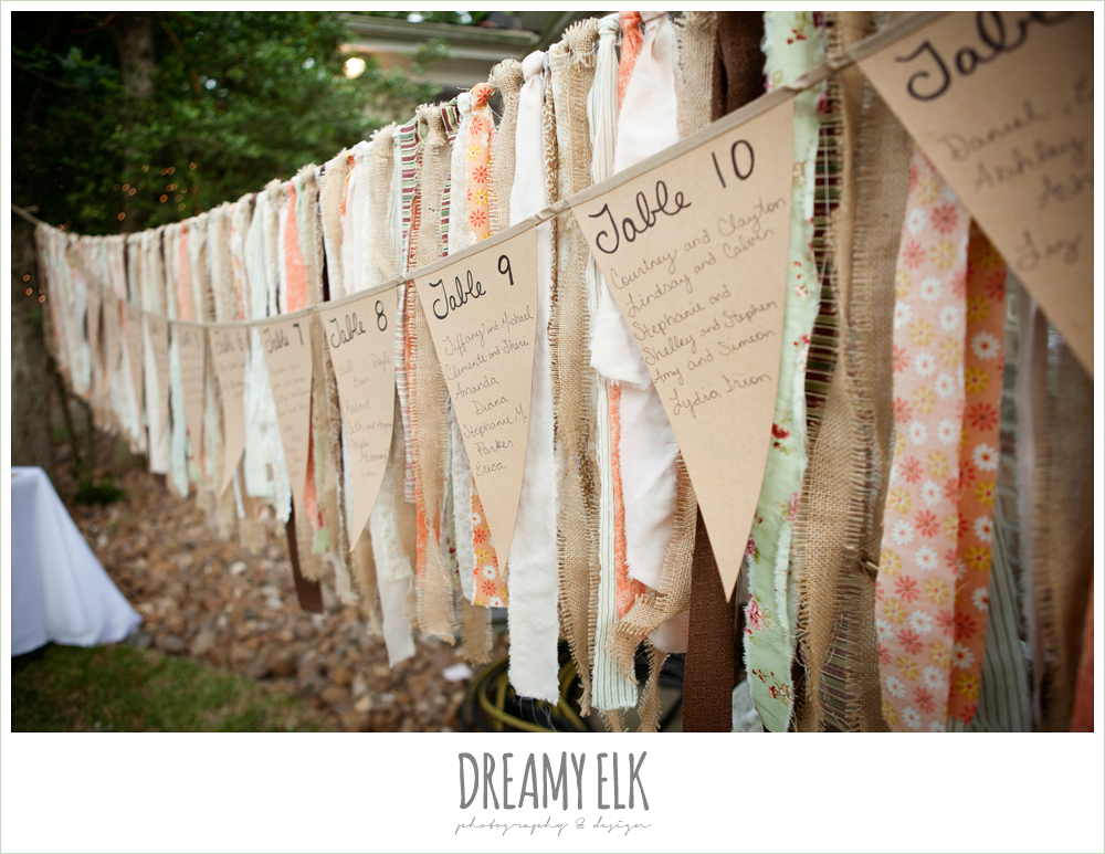 shabby chic table assignments