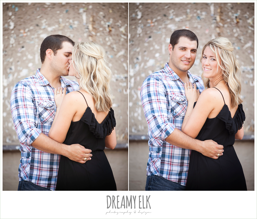 northgate, outdoor engagement photo