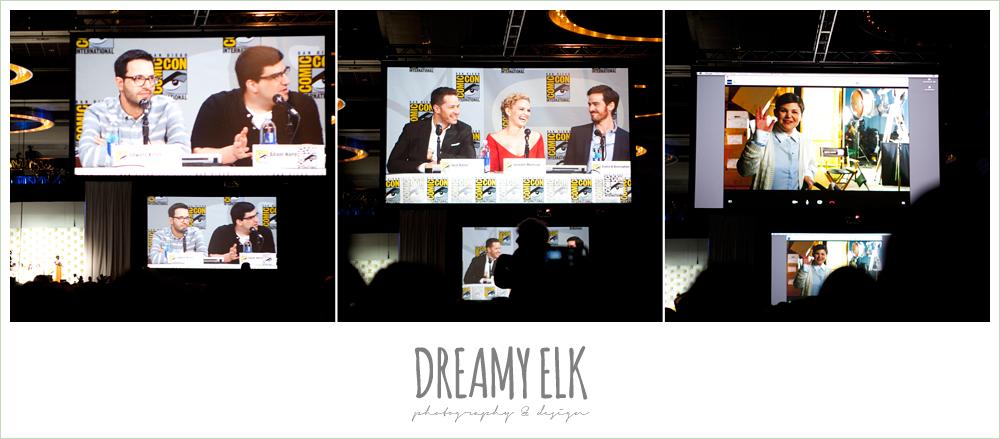 Kitsis & Horowitz (writers), Josh Dallas (Charming/David), Jennifer Morrison (Emma), Colin O'Donoghue (Hook), & Ginnifer Goodwin (Snow/Mary Margaret)
