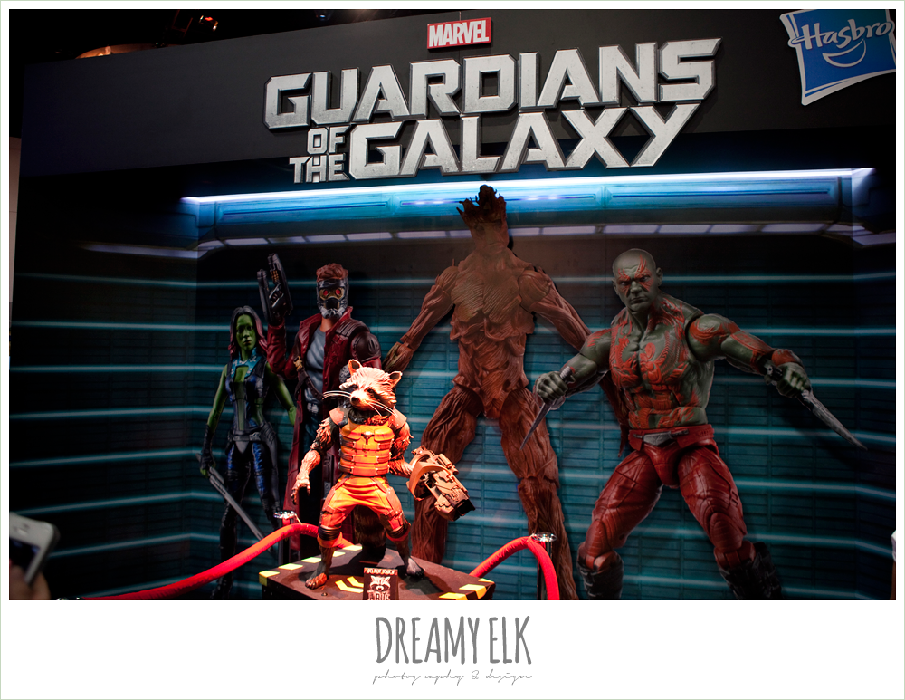 guardians of the galaxy, comic con 2014
