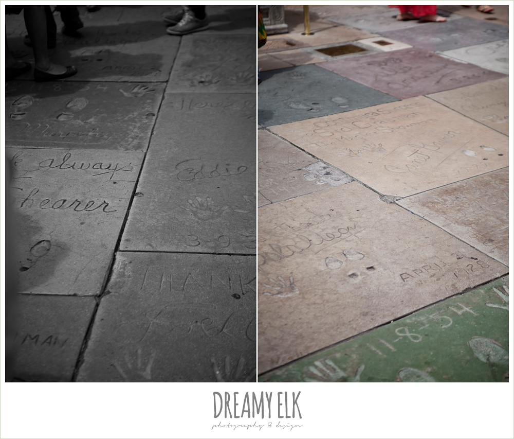 chinese theatre, hollywood boulevard