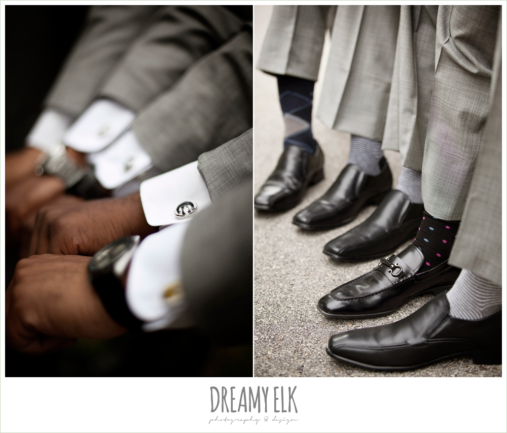 groomsmen accessories, cufflinks and socks, northwest forest conference center, dreamy elk photography and design