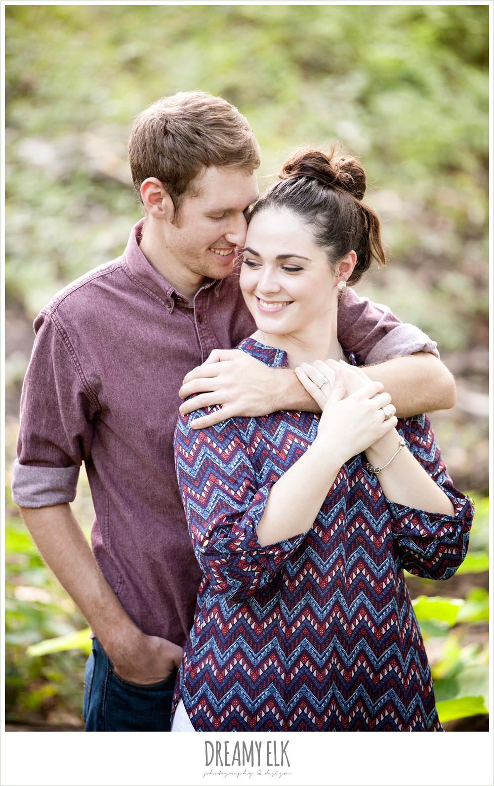 ashley & andrew, engagement photo contest, sam houston park