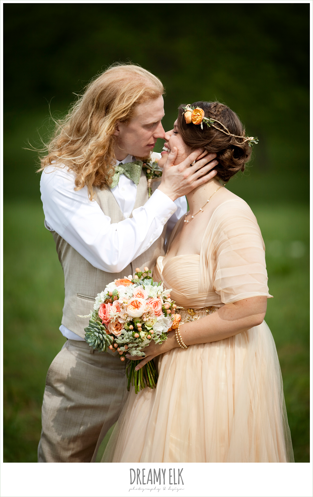 ashley & brandon, the wedding photo contest