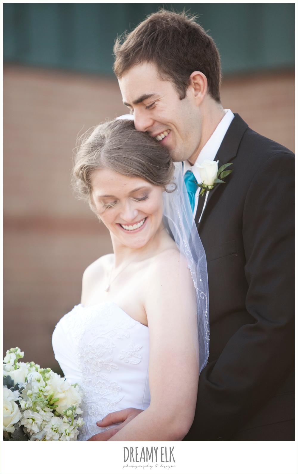 kelly & seth, winter wedding