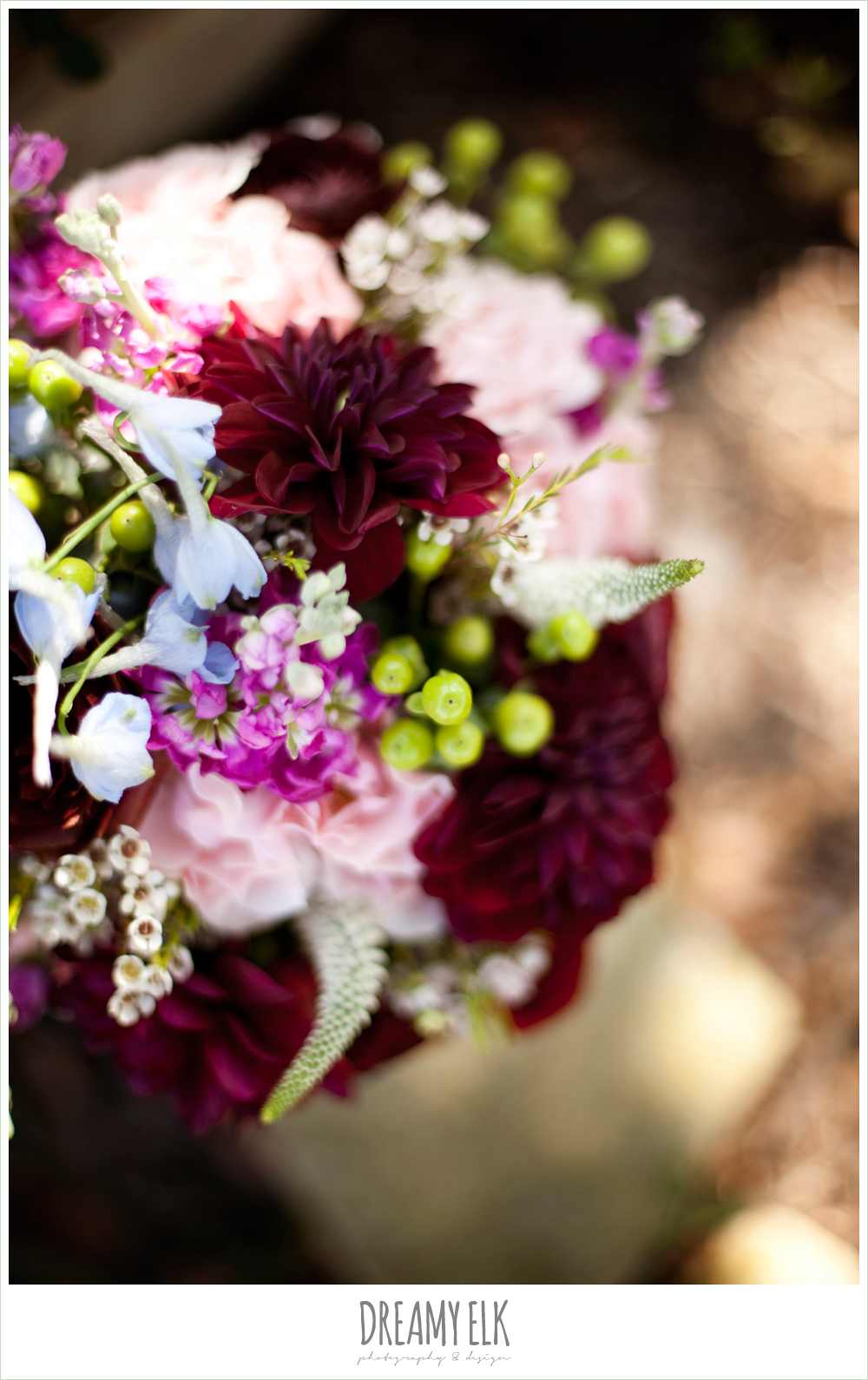 busy lil bee florals, october wedding, fall wedding bouquet, dreamy elk photography and design