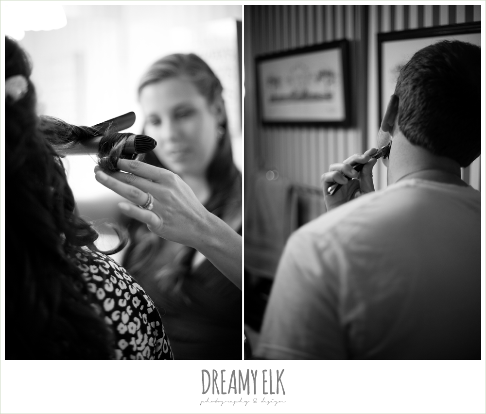 getting ready for a wedding, the inn at quarry ridge, dreamy elk photography and design
